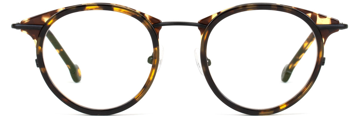 d53a352263b Combining lightweight titanium and superbly sculpted acetate