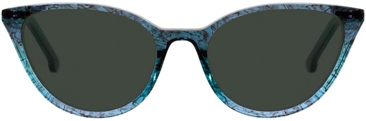 DRESS - sun - BLUE WIGGLE
