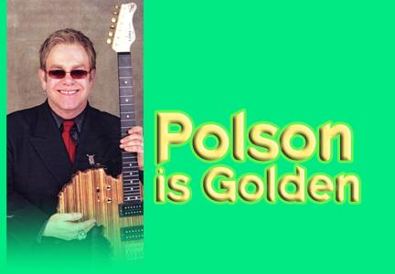 Polson is Golden